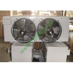 China good quality cold room fin type copper tube air cooled evaporator