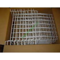 Export chest freezer wire basket wire shelf with plastic coating