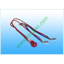 Red green yellow neon indicator lamp exporter from china NIK04