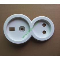 china good quality chest freezer control panel injection mould