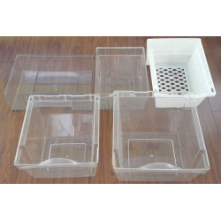 china good quality fridge crystal drawer injection mould die