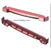Fridge/refrigerator/freezer door cap injection mould die producer