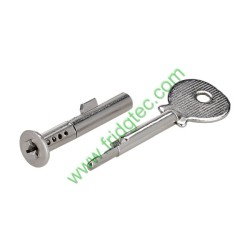 PR108-50 bottle cooler glass door lock china factory on sales
