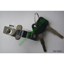 RQ-TXS01 refrigerator door lock with keys exporting from china