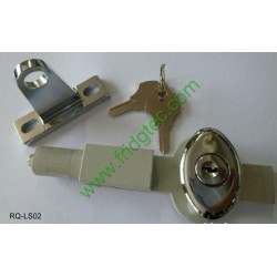 RQ-LS02 China good quality refrigerator door lock  factory on sales