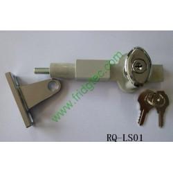SQ-LS01 china export high quality fridge door lock with keys