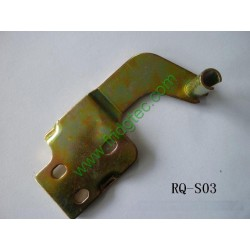RQ-S03  china good quality freezer upper door hinge factory