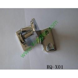 RQ-X01 china good quality fridge lower door hinge factory