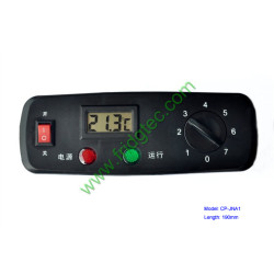 CP-JNA1 good quality chest freezer, showcase digital thermometer control panel length 190mm