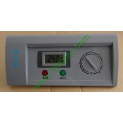 China good quality glass door merchandiser control panel with digital thermometer CP-JNE1