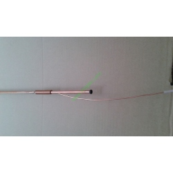 Refrigerator/refrigeration copper suction tube, assembled with capillary tube & dryer