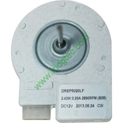 China good quality fridge BLDC  fan motor