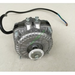 Fan cooled condenser shaded pole  motor 16W from China