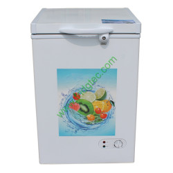 108Liter mini home freezer exporting from china