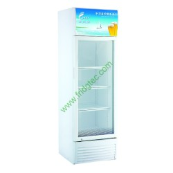 Merchandising glass door freezers SC-158, 158 Liters, CE approval, Made in China
