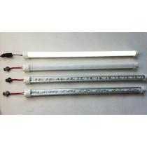 Glass door merchandiser freezer T5 single side LED sripe lamp