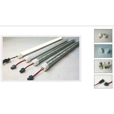 Vertical beverage dispaly cooler T5 single side LED strip  lamp