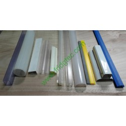 China manufacturing good quality PVC profile extrusion mould