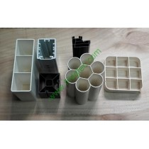 China made good price PP PVC plastic tube extrusion mould