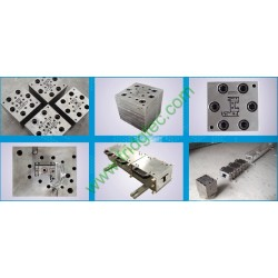 China good quality pvc window and door extrusion die