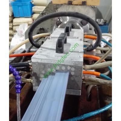 China export good price rigid pvc door frame extruding moulding