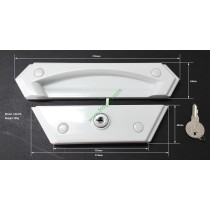 China export new design deep freezer door handle CH-018