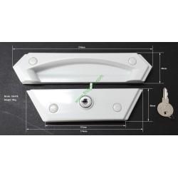 China export new design deep freezer door handle CH-018