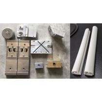 Refrigerator door gasket extrusion extruding die