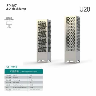 Modern design LED desk lamp manufacturer in china