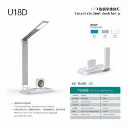 Fresh design smart led desk lamp for student