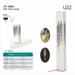 Good design LED floor lamp made in china