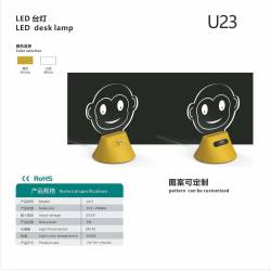 Cute design LED desk lamp for promotion & gifts