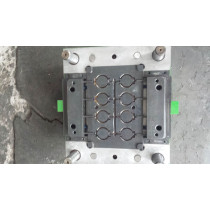 Condenser plastic clip mould 718H cavity & Core 8 cavities