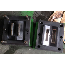 Plastic PP inlet air duct injection mould German 2738 Cavity & Core, No of Cavity 2