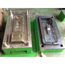 ABS refrigerator cover air duct injection mould with warranty shot 500,000 cycle