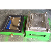 Plasitc Freezer Air Duct injection mould made by PS