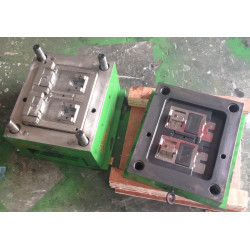 PS refrigerator damper thermostat support injection moulding
