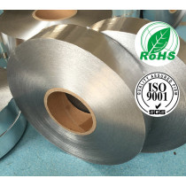 Jumbo roll aluminum foil tape no liner 500m length for refrigerator, freezer