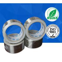 PET film coated aluminum foil tape no removable liner