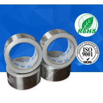 Acrylic adhesive aluminum foil tape with release paper