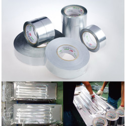 freezer, refrigerator evaporator aluminum foil tape