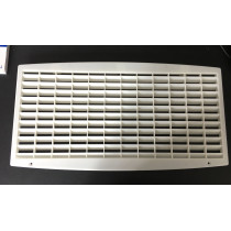 Chest freezer side grill prototype