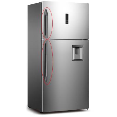 Customer design refrigerator fridge freezer door grab handle