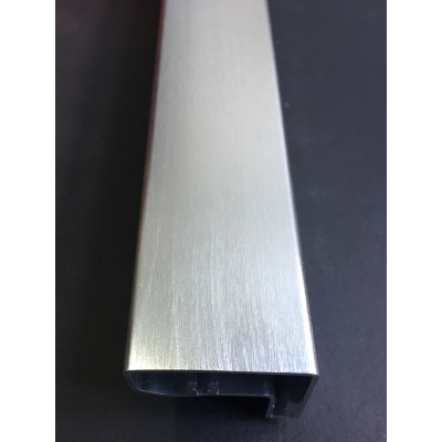Refrigerator Fridge Freezer Door Handle Aluminum Profile, Silver or White Color