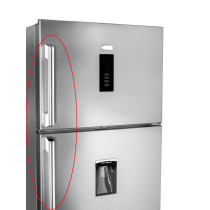 Refrigerator Fridge Freezer Metal Aluminum Stainless Steel Door Handle, Customized design