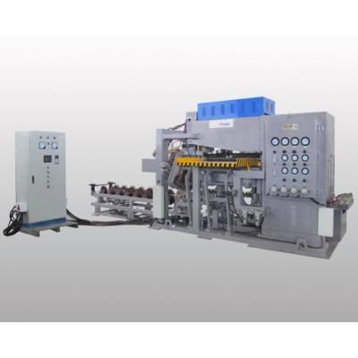 Medium frequency automatic high speed steel drum welding machine