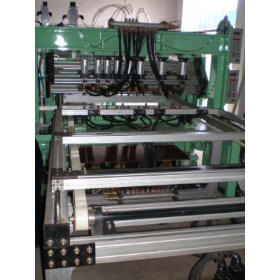 Automatic Steel Wire Shelf Wire Basket Gantry Resistance Welding Machine