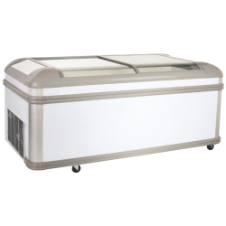 good quality combined island freezer showcase on sales CF-2100
