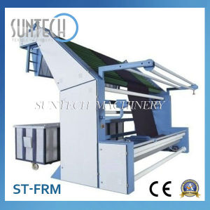 Suntech keep fabric tidy can work with spreading machine Fabric Relaxing Machine