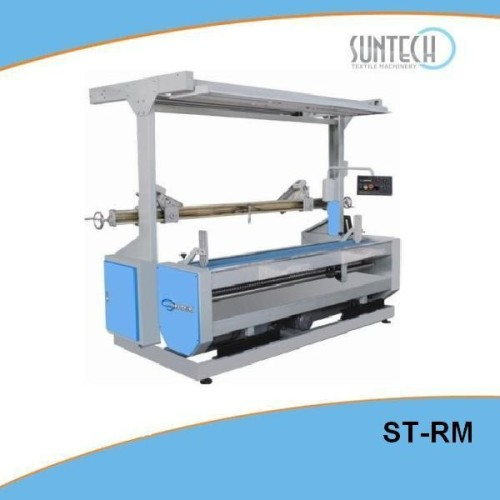 SUNTECH Textile Rolling Winder Machine For Fabric Rolling